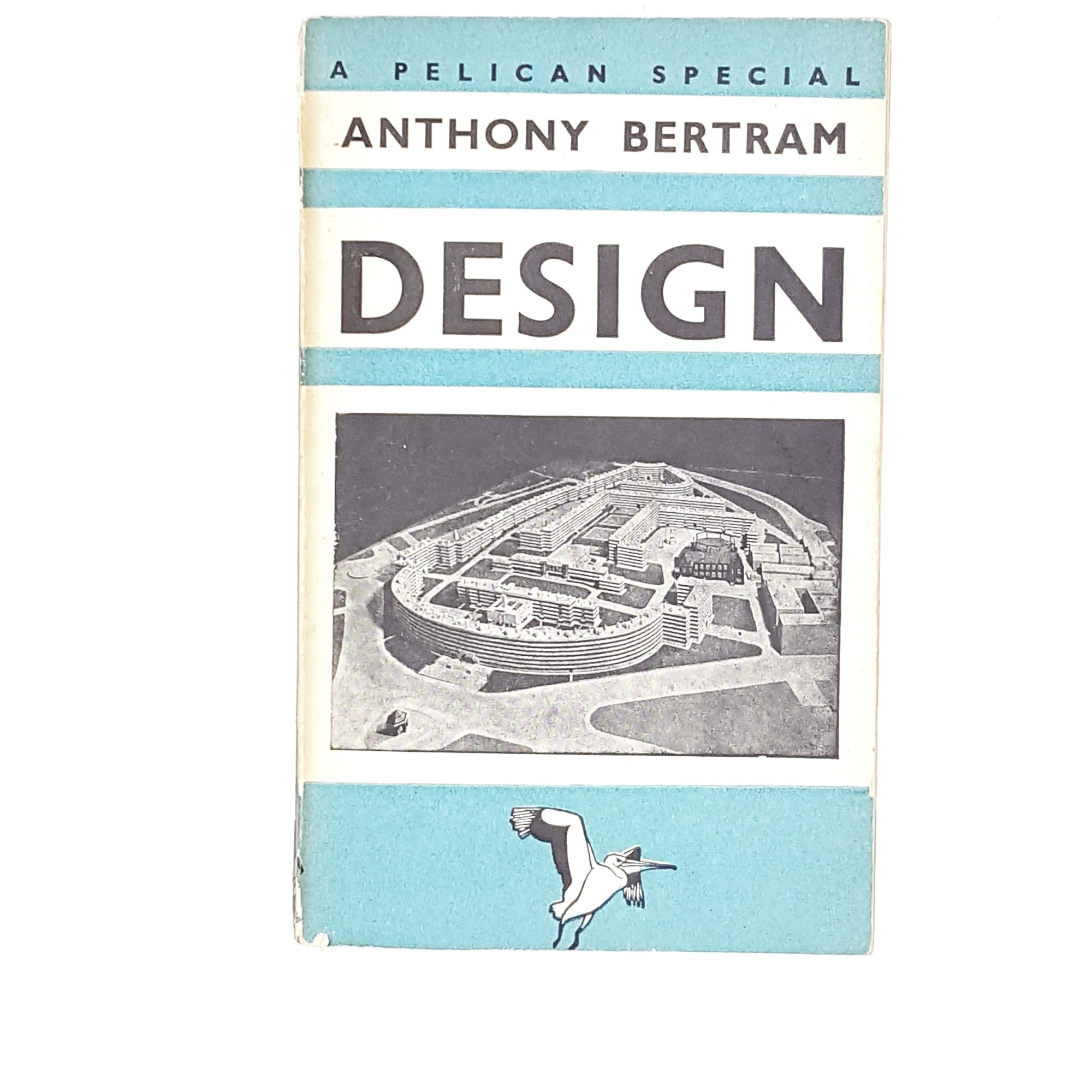 Vintage Pelican Design by Anthony Bertam 1939