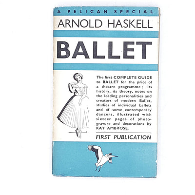Ballet by Arnold Haskell 1938