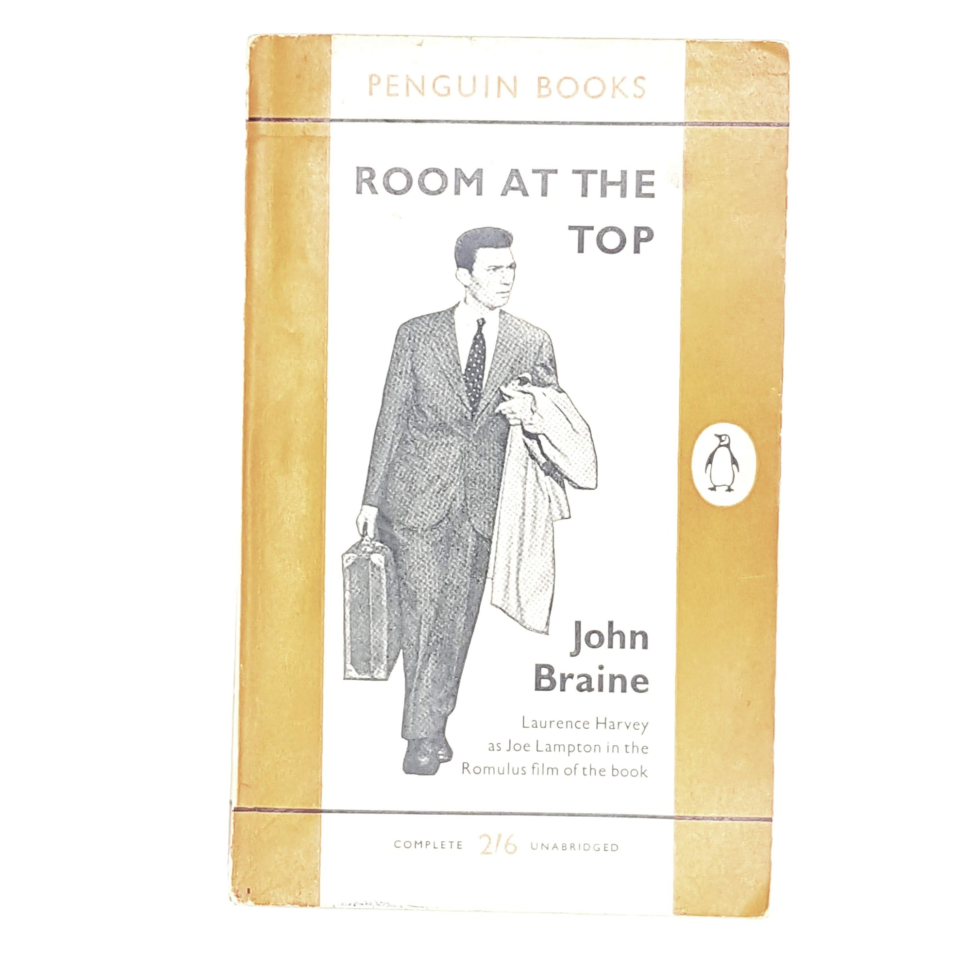 Room at the Top by John Braine 1959