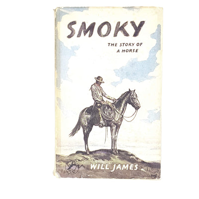 Smoky: The Story of a Horse by Will James 1949