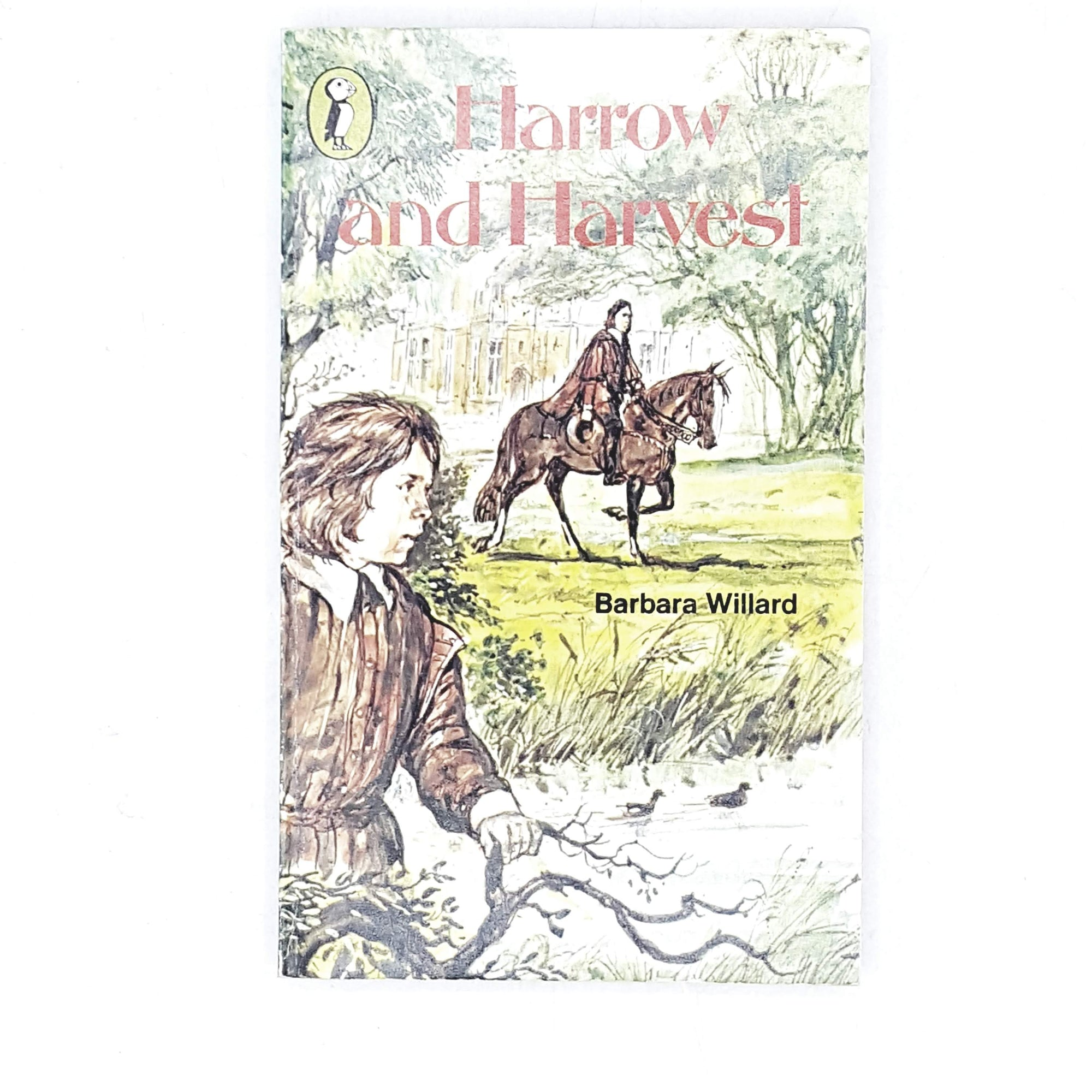 Harrow and Harvest by Barbara Willard 1977