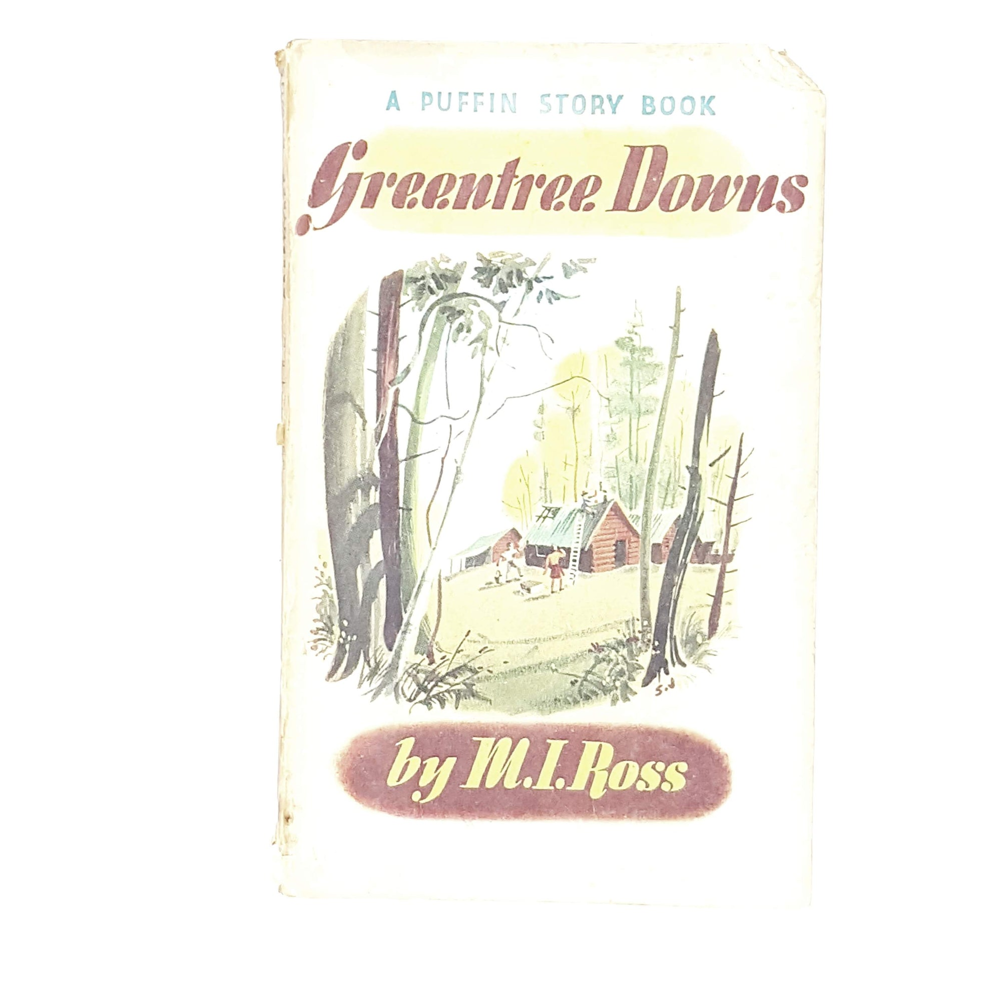 Greentree Downs by M. I. Ross 1945