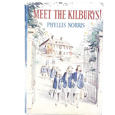 Meet the Kilburys! by Phyllis Norris