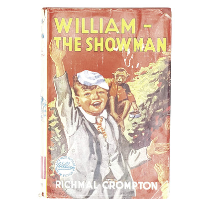 William-The Showman by Richmal Crompton 1956