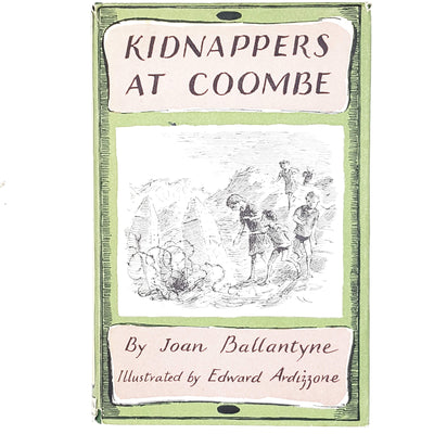 Kidnappers at Coombe by Joan Ballantyne 1960