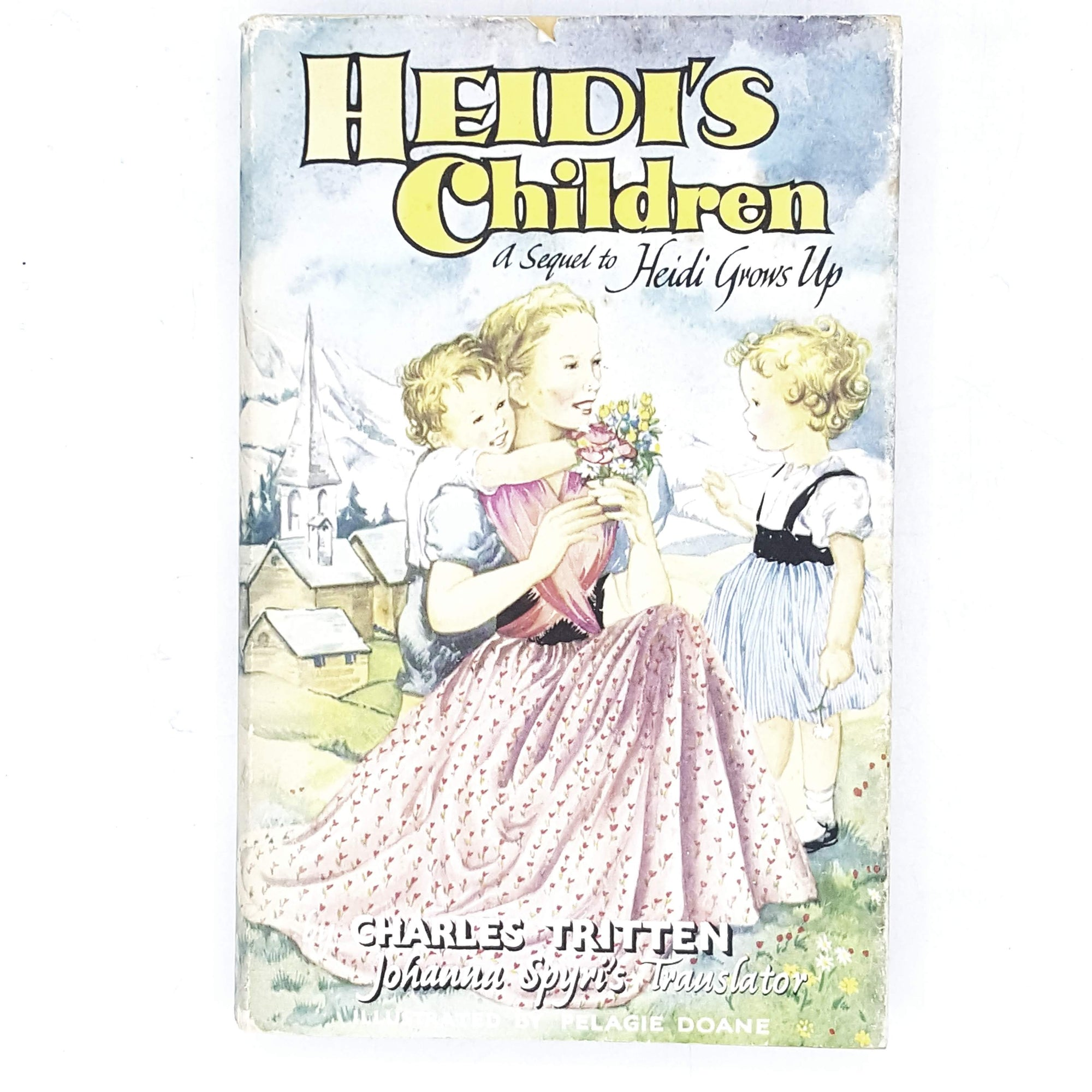 Heidi's Children by Charles Tritten 1970