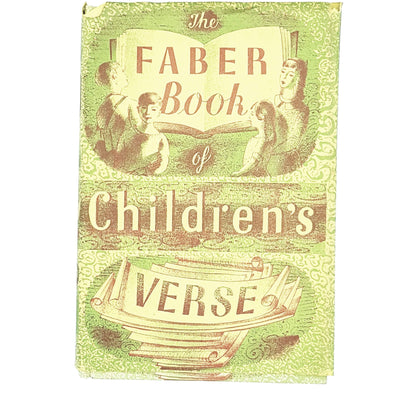 The Faber Book of Children's Verse 1962