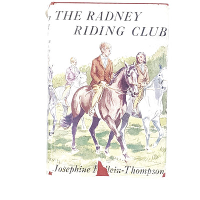 The Radney Riding Club by Josephine Pullein-Thompson 1959