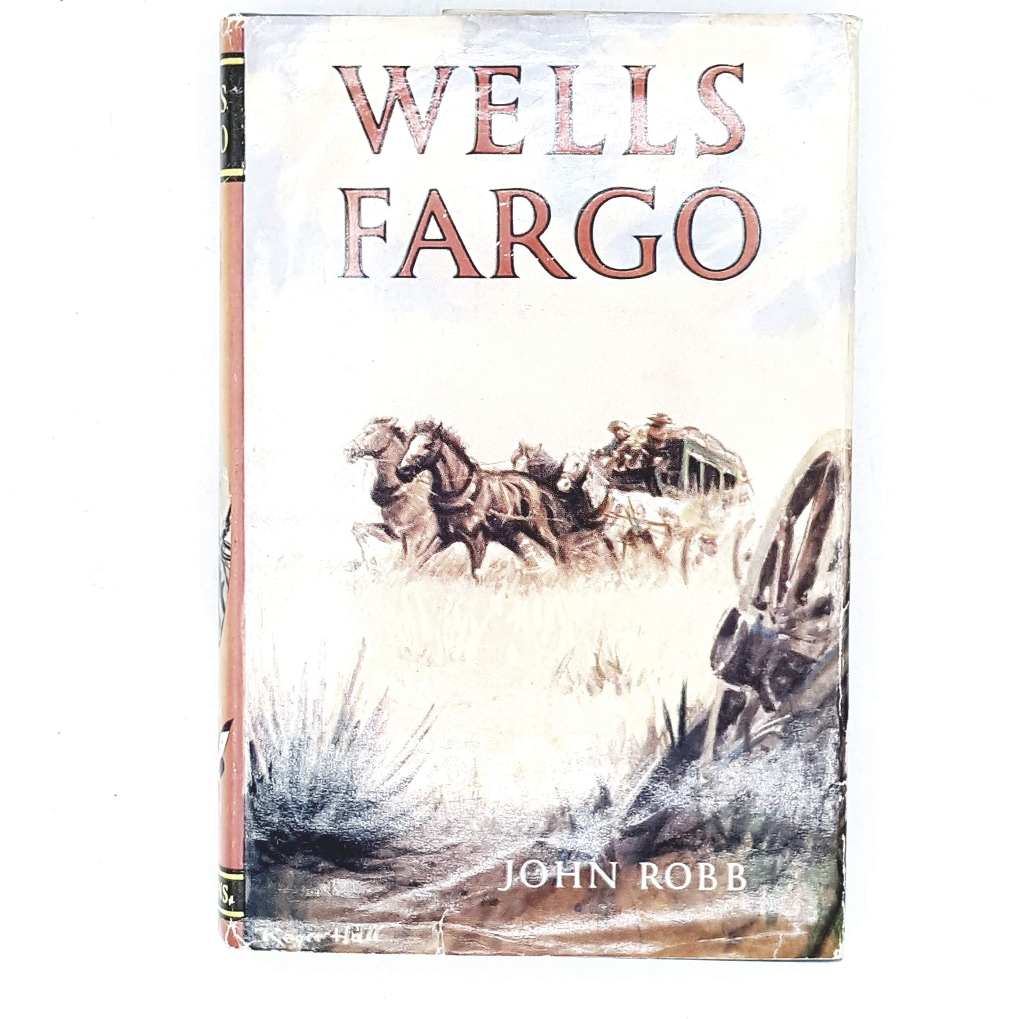 Wells Fargo by John Robb 1961