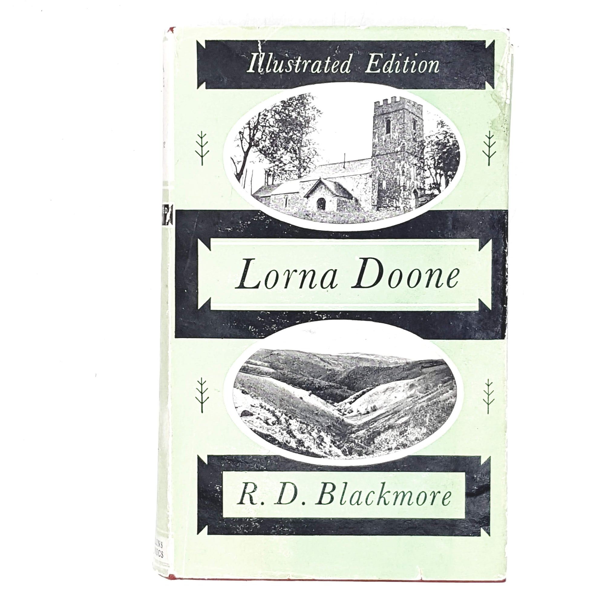 Lorna Doone by R.D Blackmore c1960