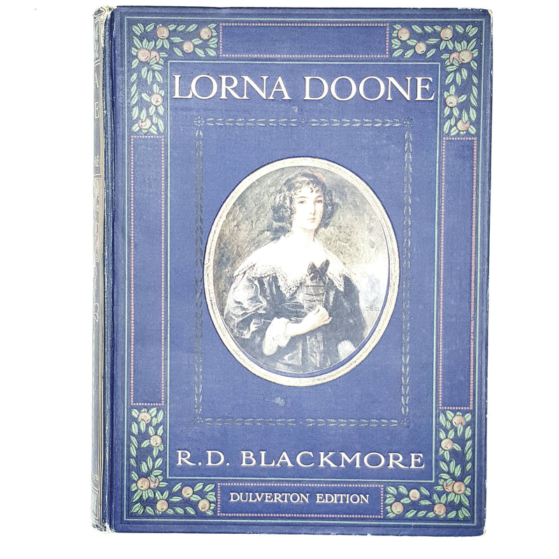 Lorna Doone by R.D. Blackmore 1910