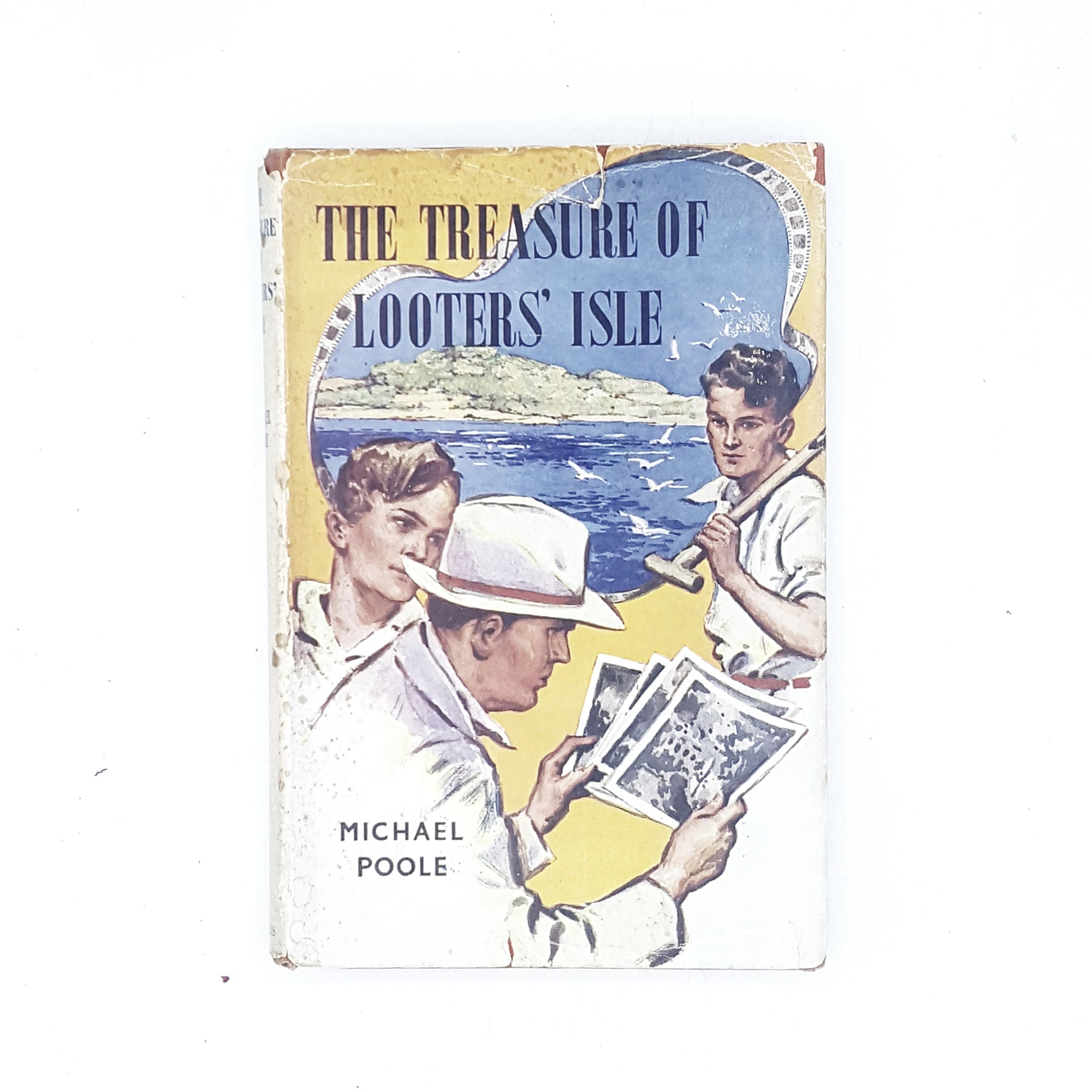 The Treasure of Looters' Isle by Michael Poole 1949