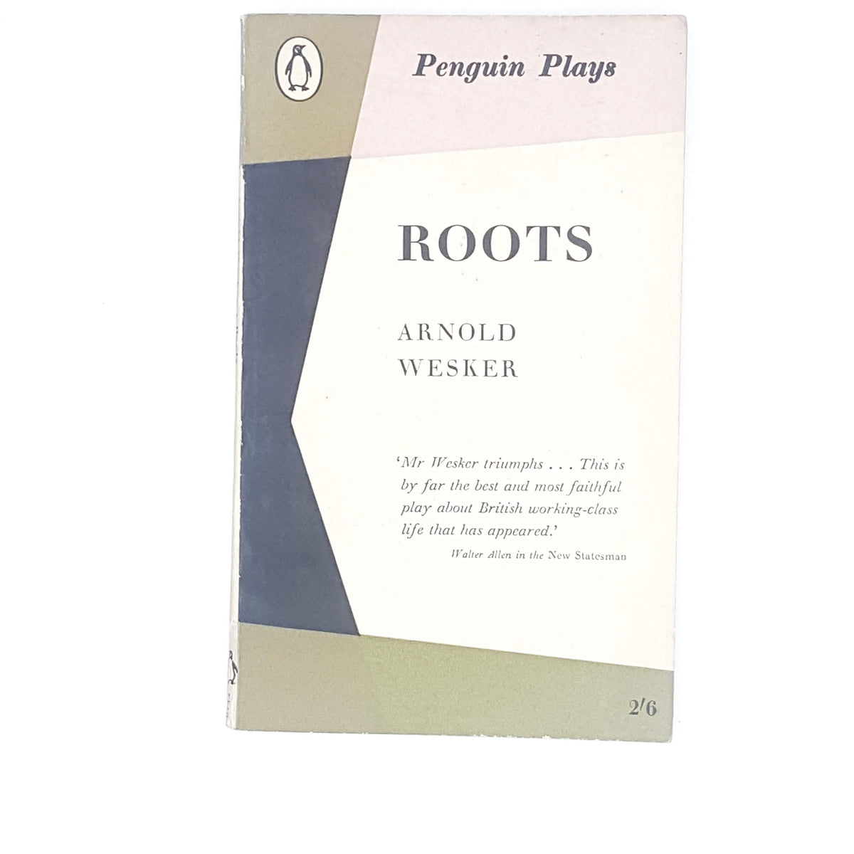Roots by Arnold Wesker 1959