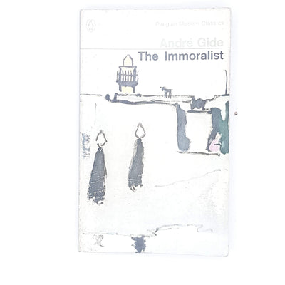 The Immoralist by André Gide 1980