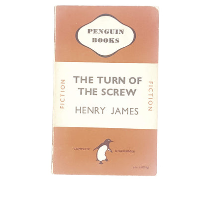 The Turn of the Screw by Henry James 1946