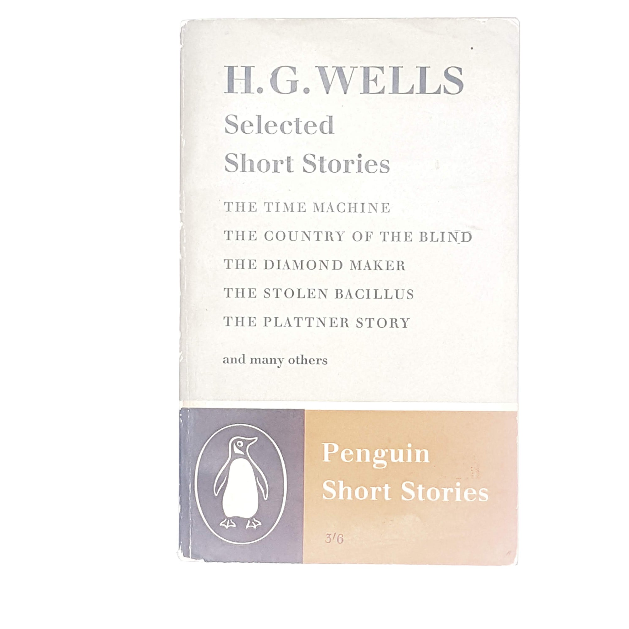 H. G. Wells: Selected Short Stories 1960