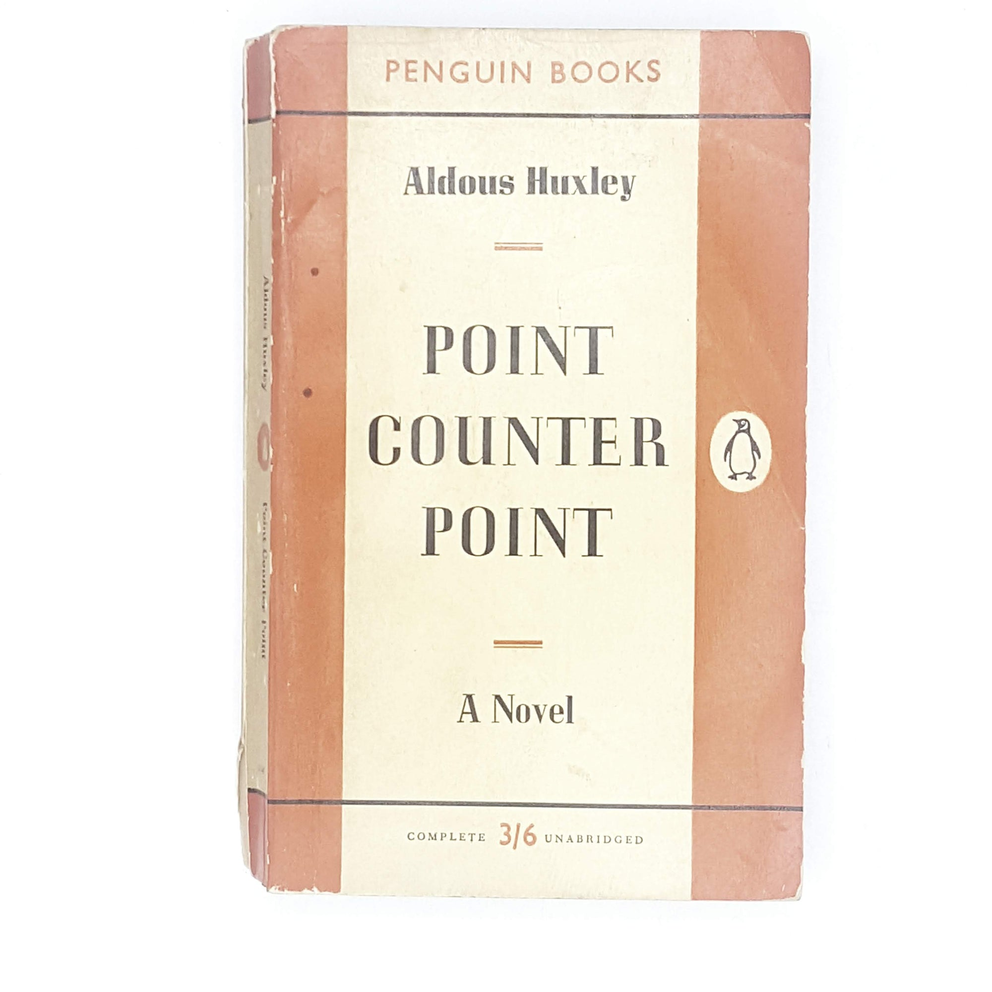 Aldous Huxley's Point Counter Point 1957