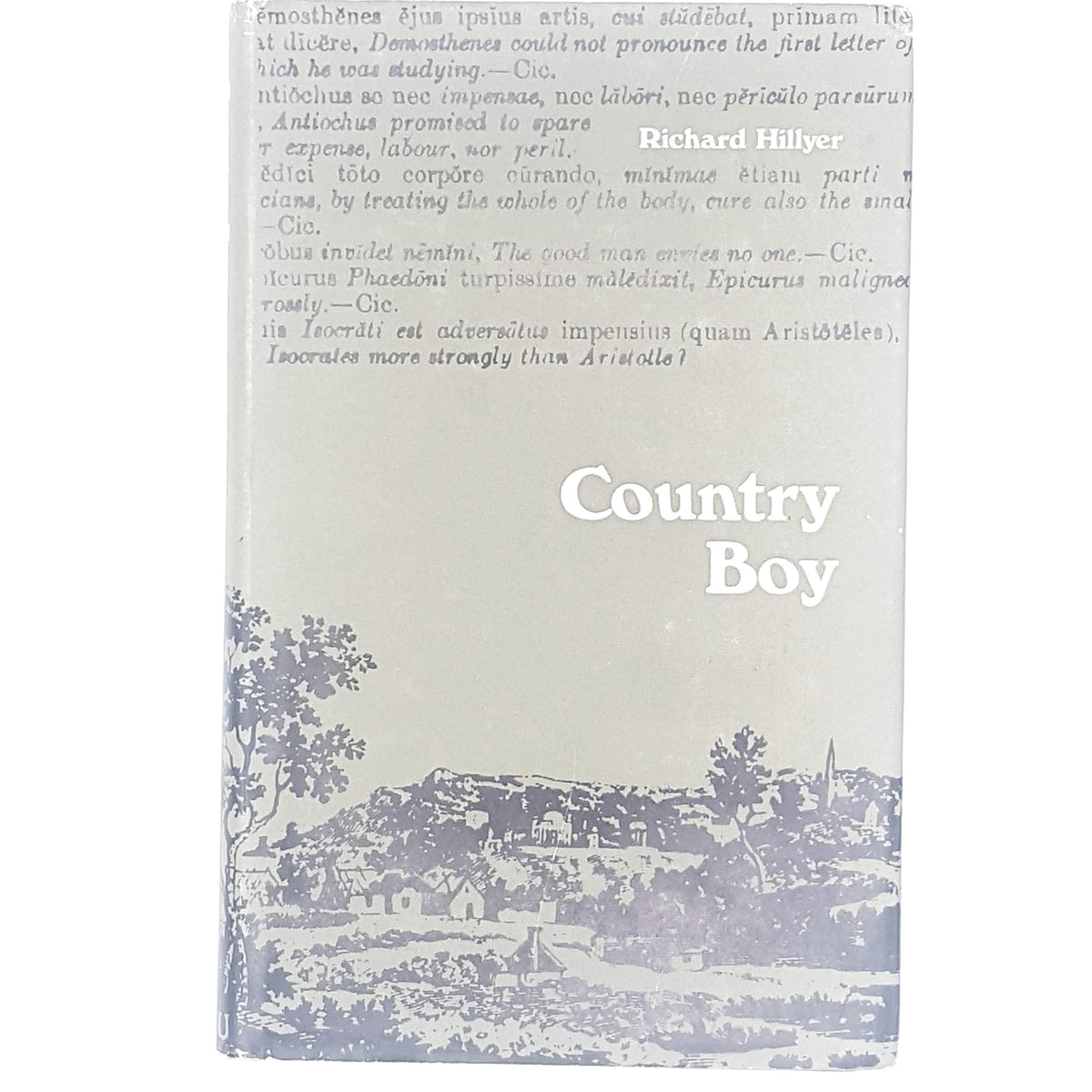 Country Boy by Richard Hillyer 1967