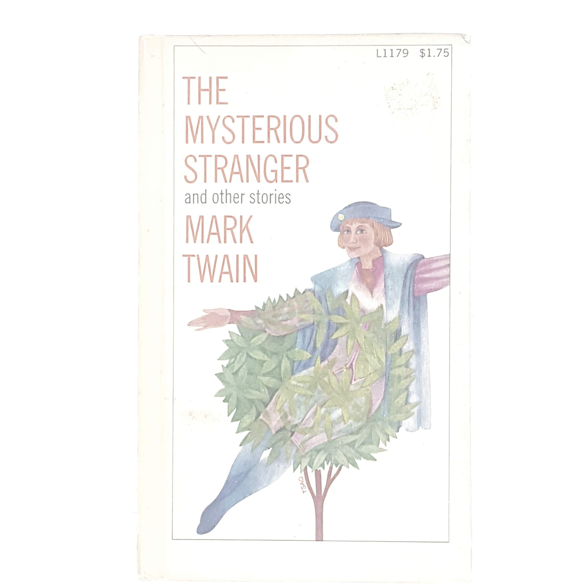 Mark Twain's The Mysterious Stranger 1976