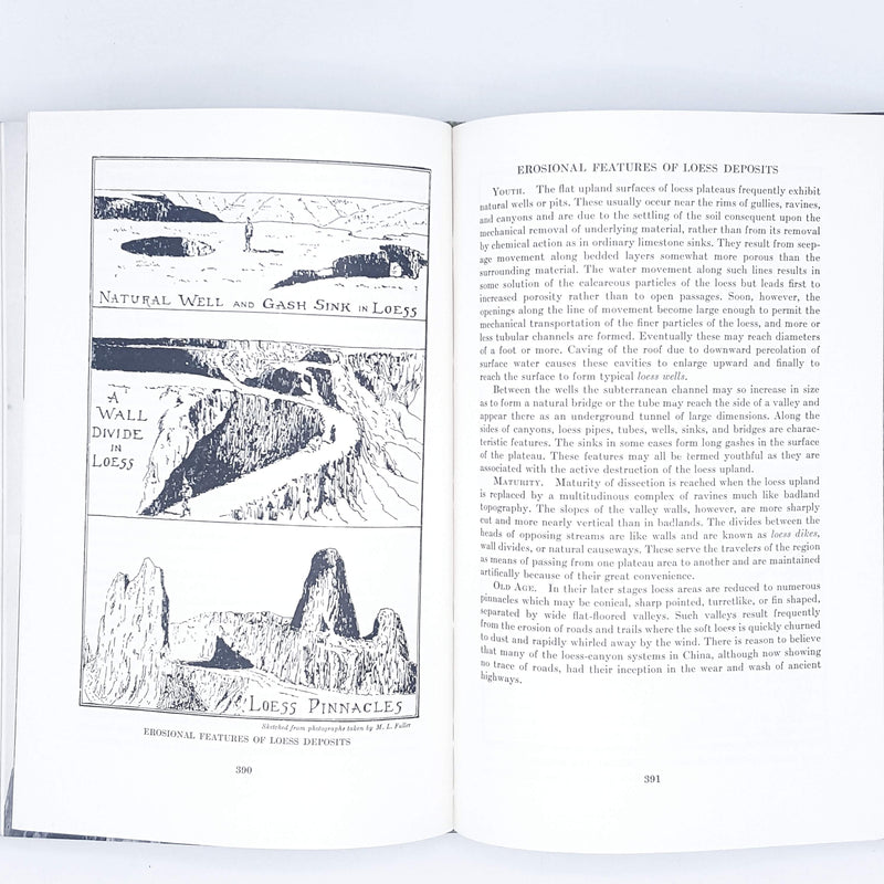 Geomorphology by A. K. Lobeck 1939