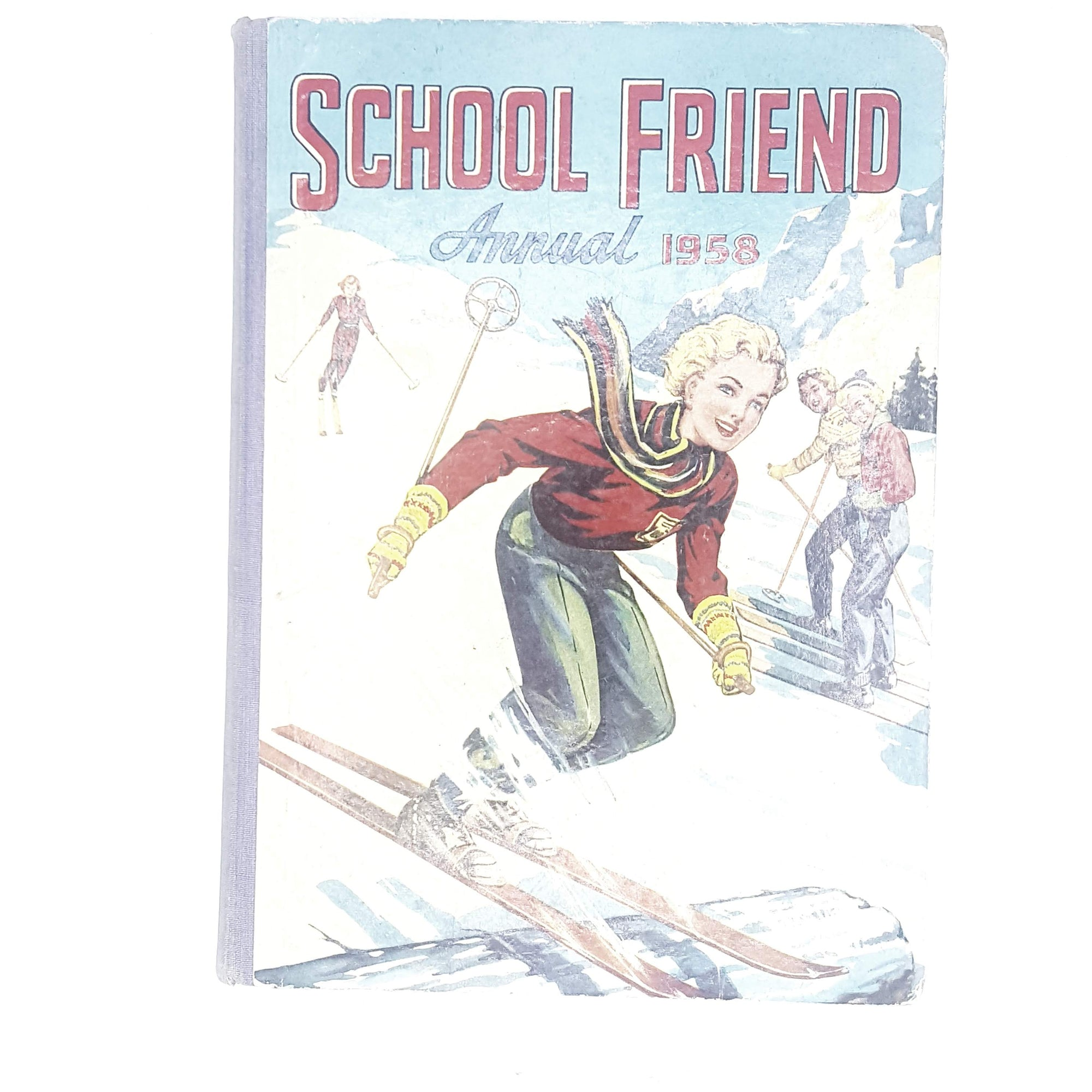 First Edition School Friend Annual 1958