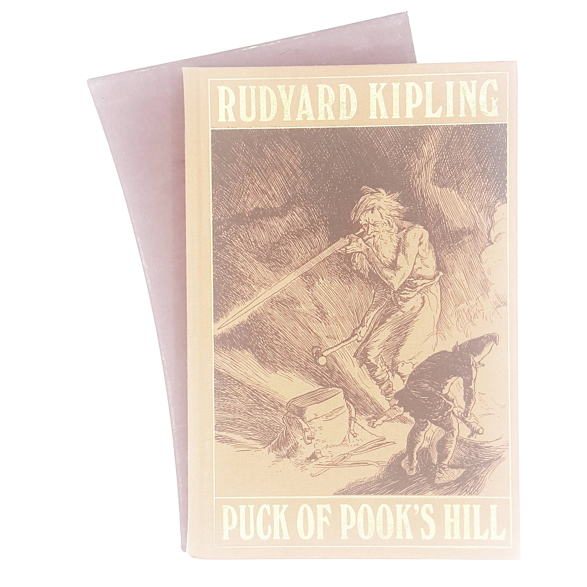 First Edition Rudyard Kipling's Puck of Pook's Hill 1995
