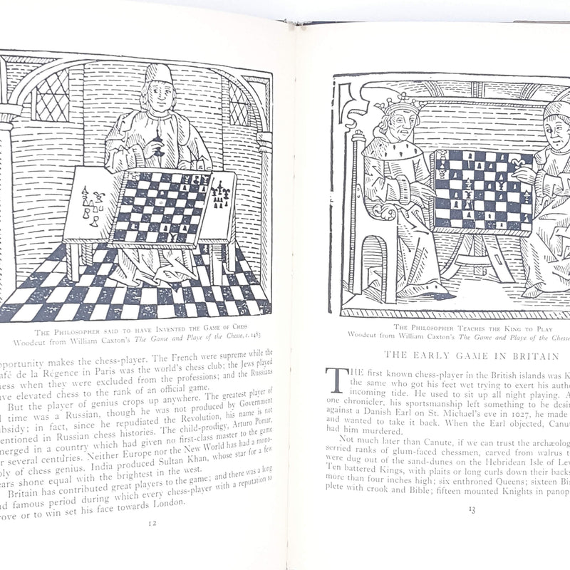 British Chess by Kenneth Matthews 1948