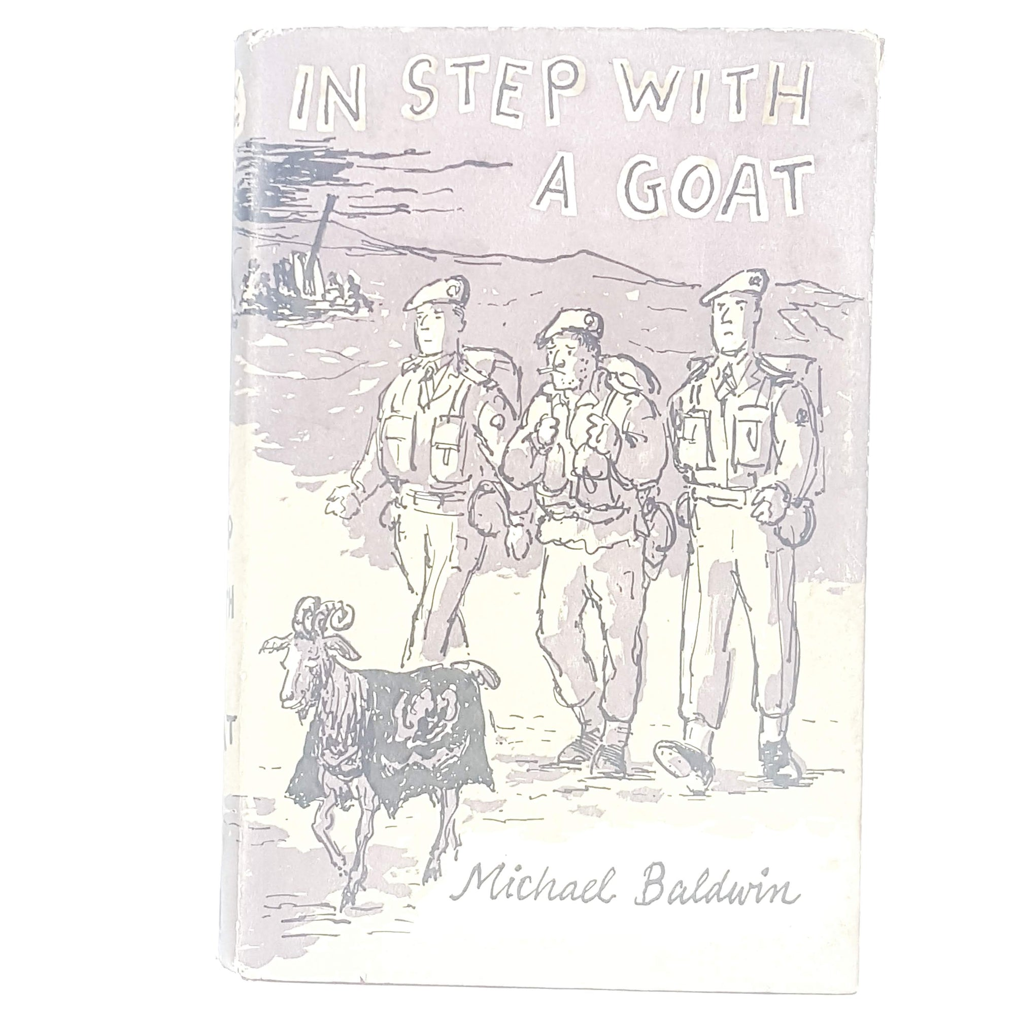 In Step With a Goat by Michael Baldwin 1963