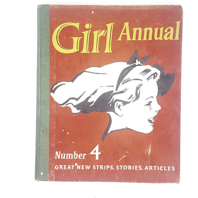 Girl Annual Number 4