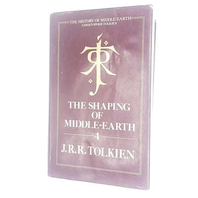 Tolkien's The Shaping of Middle Earth IV 1991