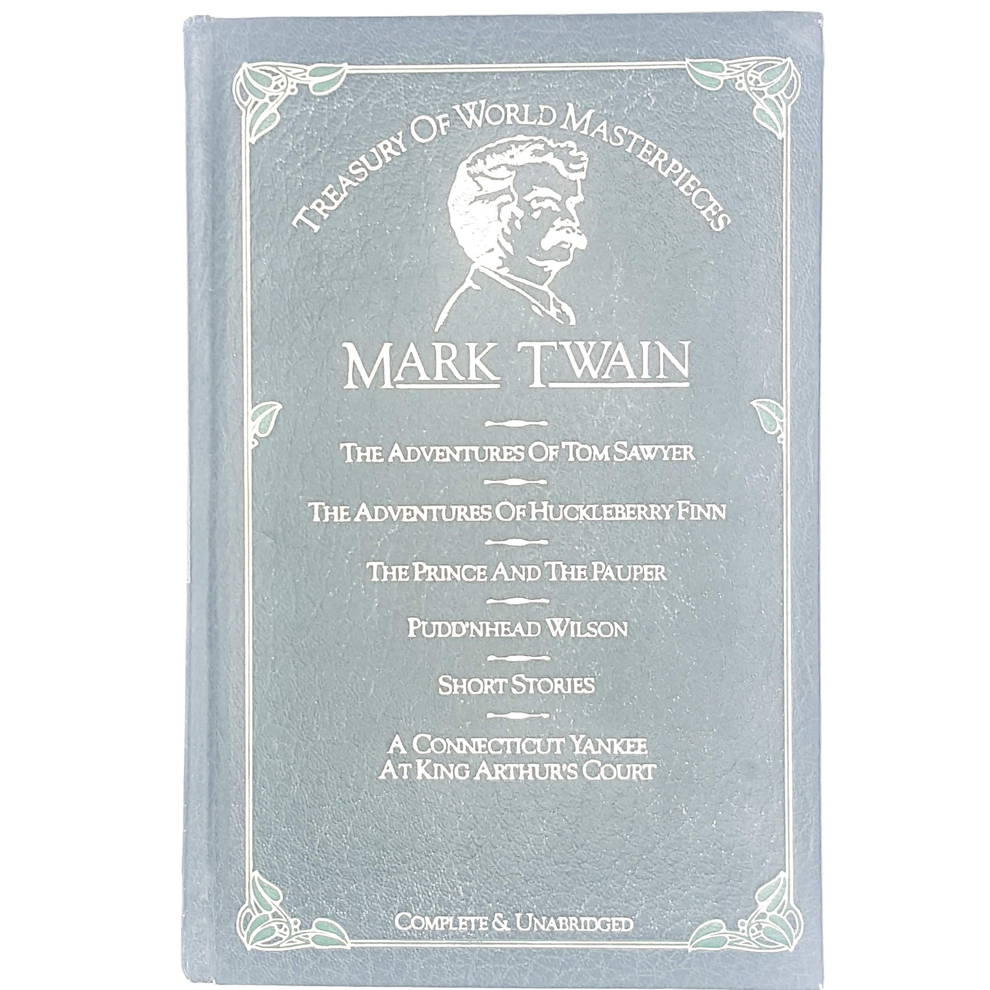 Mark Twain's Treasury of World Masterpieces 1982