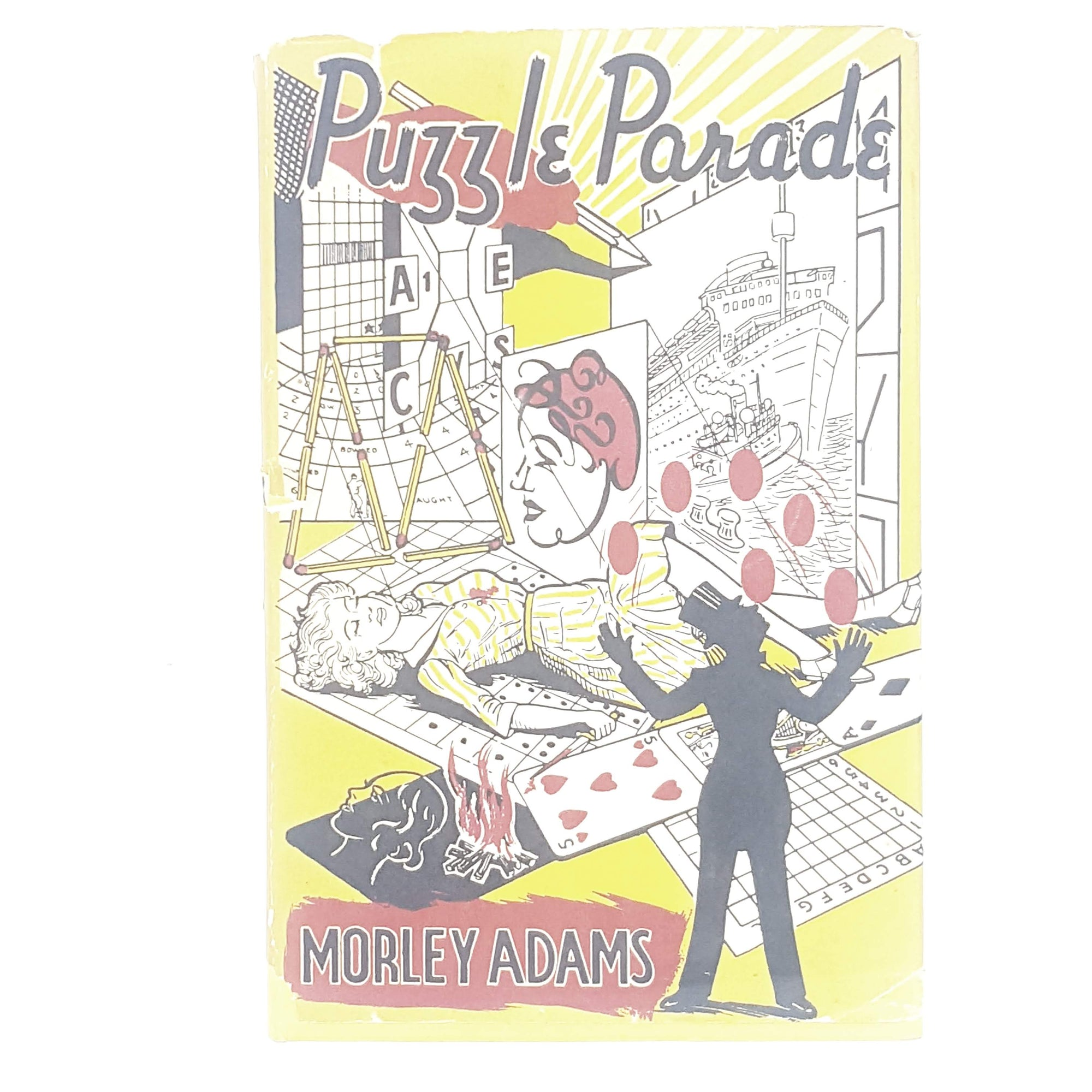Puzzle Parade by Morley Adams 1948