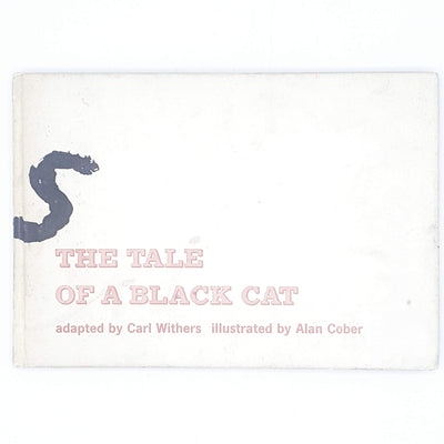 The Tale of a Black Cat by Carl Withers and Alan Cober 1968