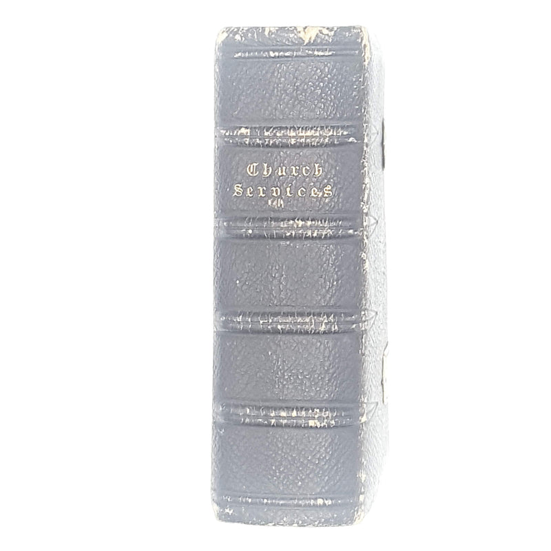 Church Services: The Book of Common Prayer 1857