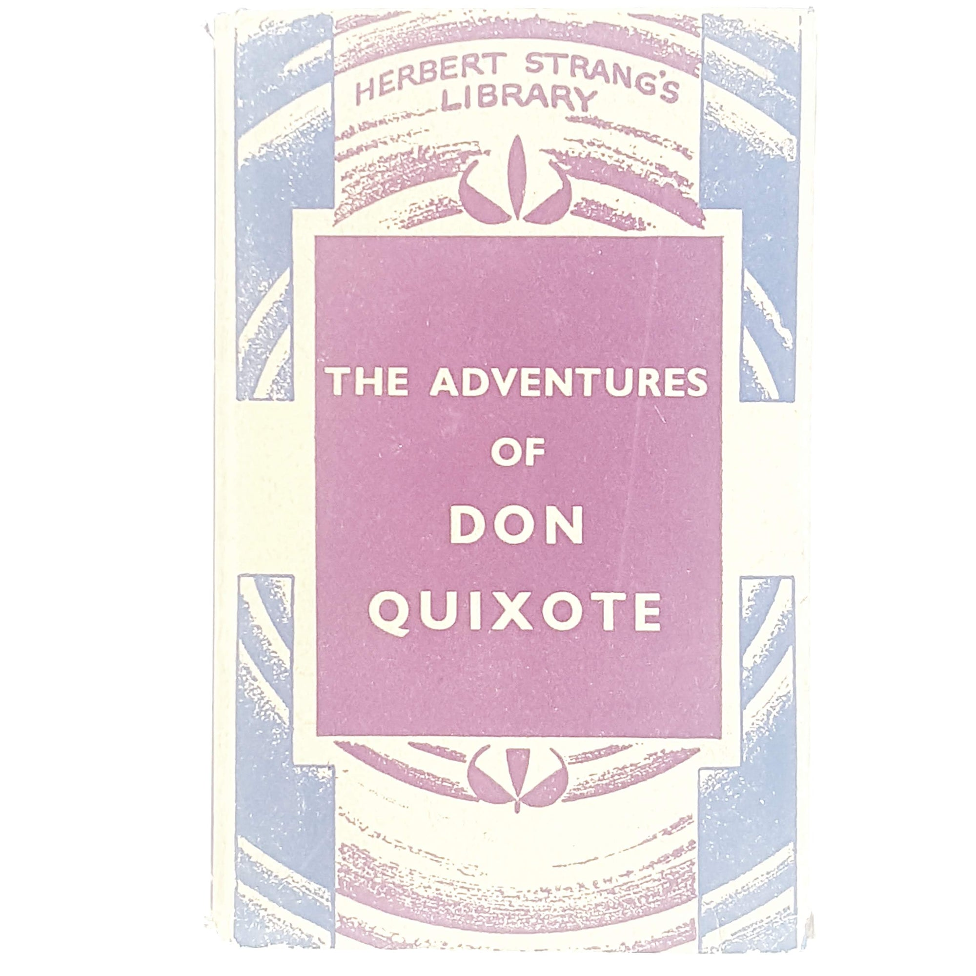 The Adventures of Don Quixote by Miguel de Cervantes 1938