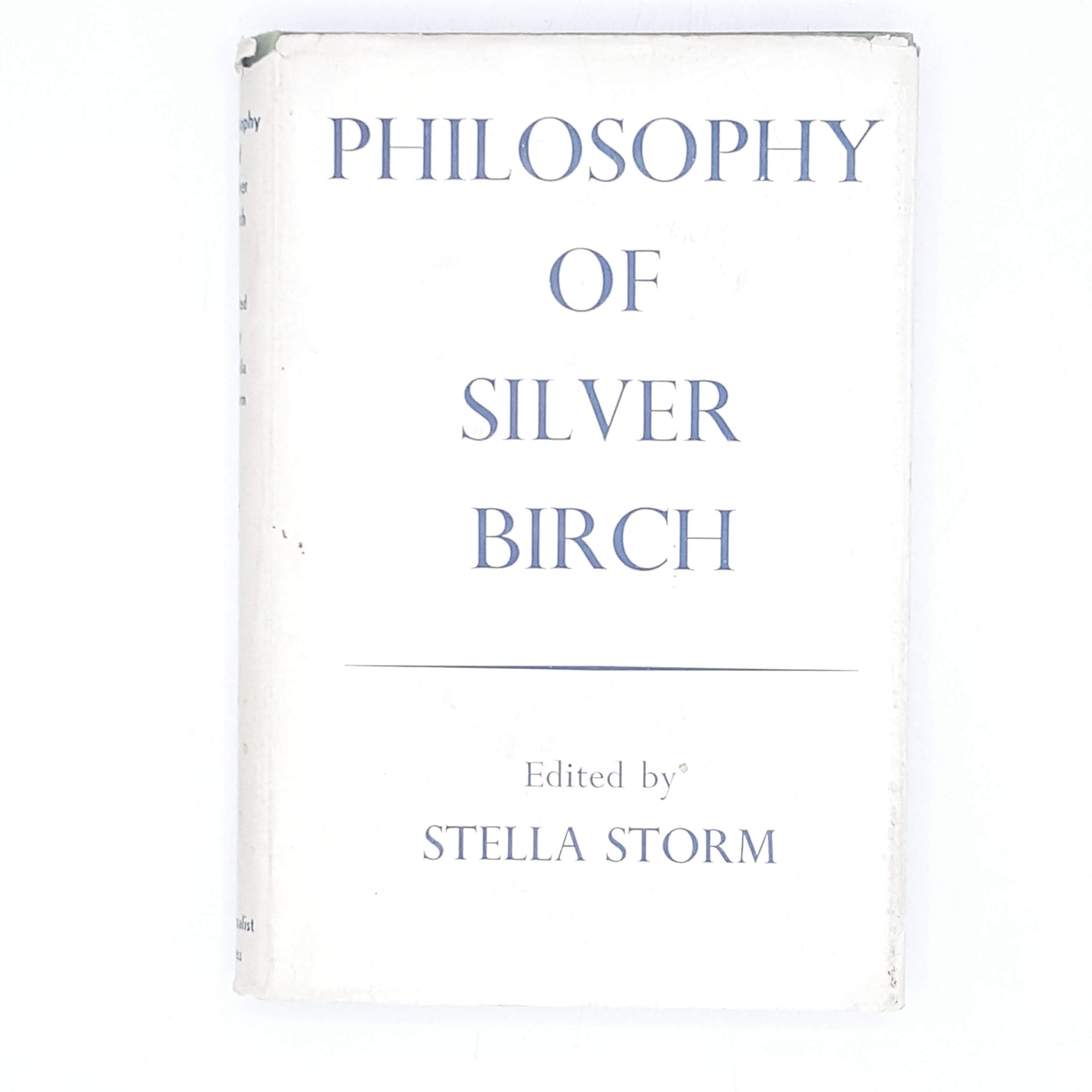 Philosophy of Silver Birch 1969