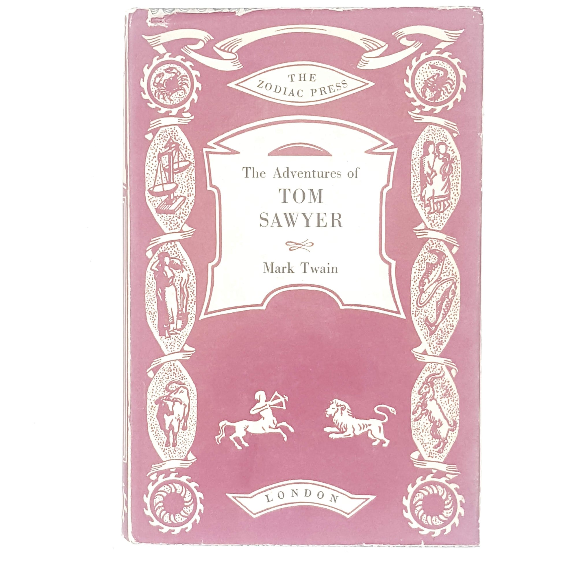 Mark Twain's The Adventures of Tom Sawyer 1962