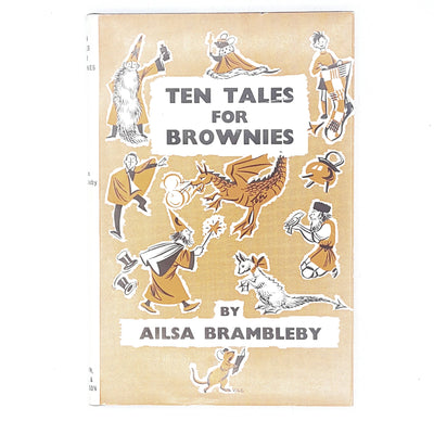 Ten Tales for Brownies by Ailsa Brambleby 1977