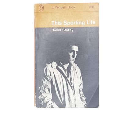 This Sporting Life by David Storey 1963