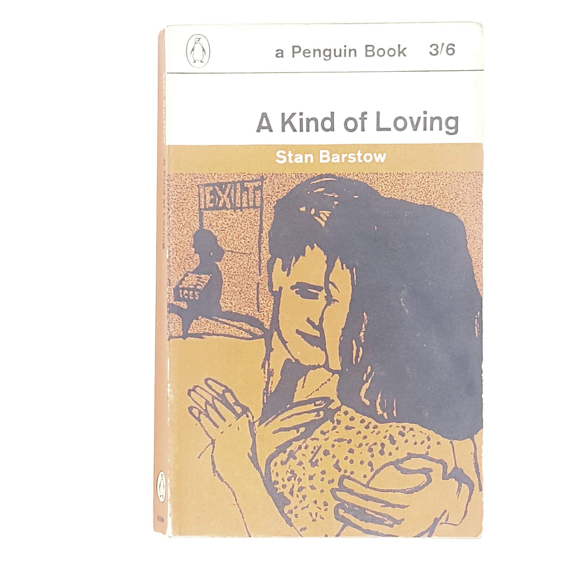 A Kind of Loving by Stan Barstow 1962