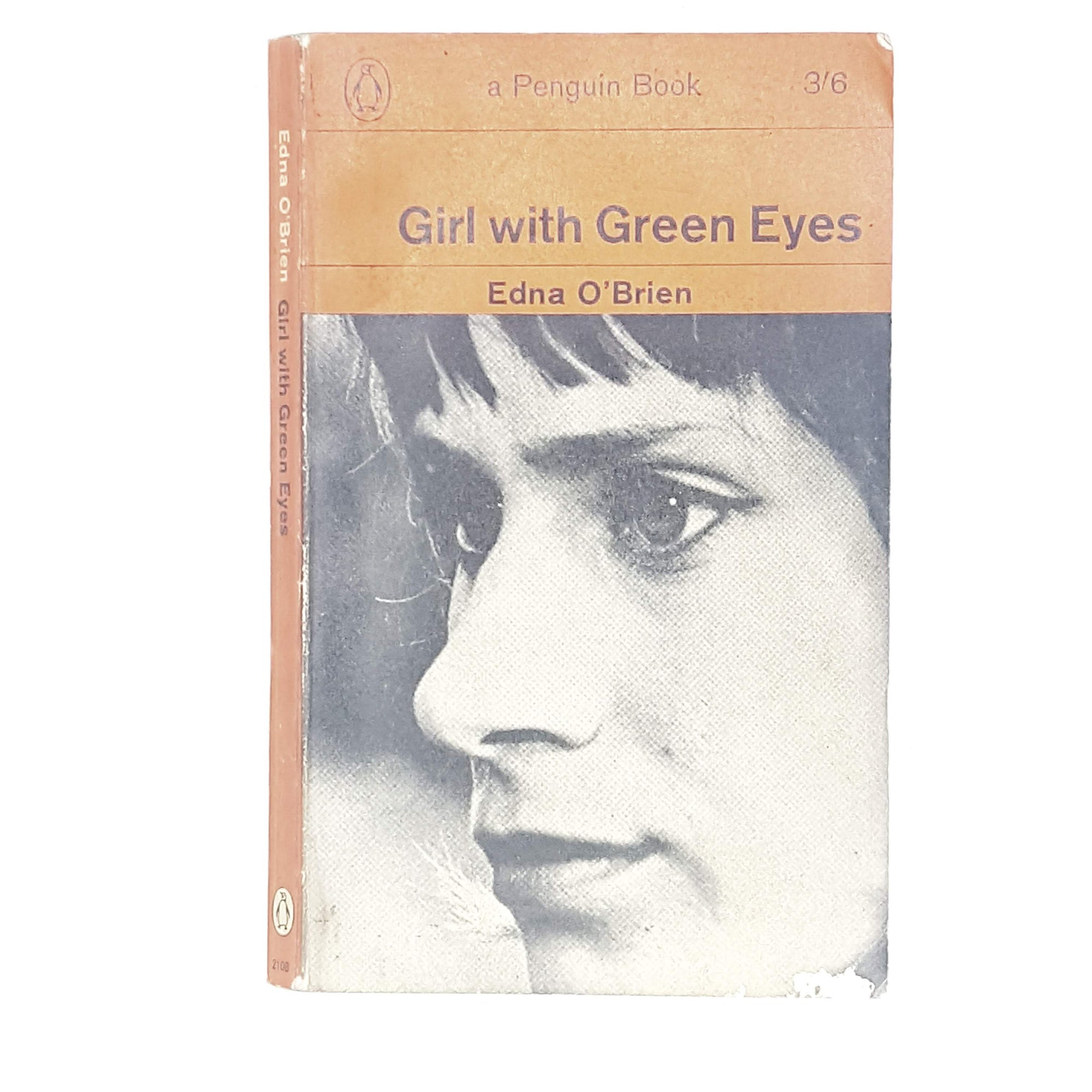 Girl with Green Eyes by Edna O'Brien 1964