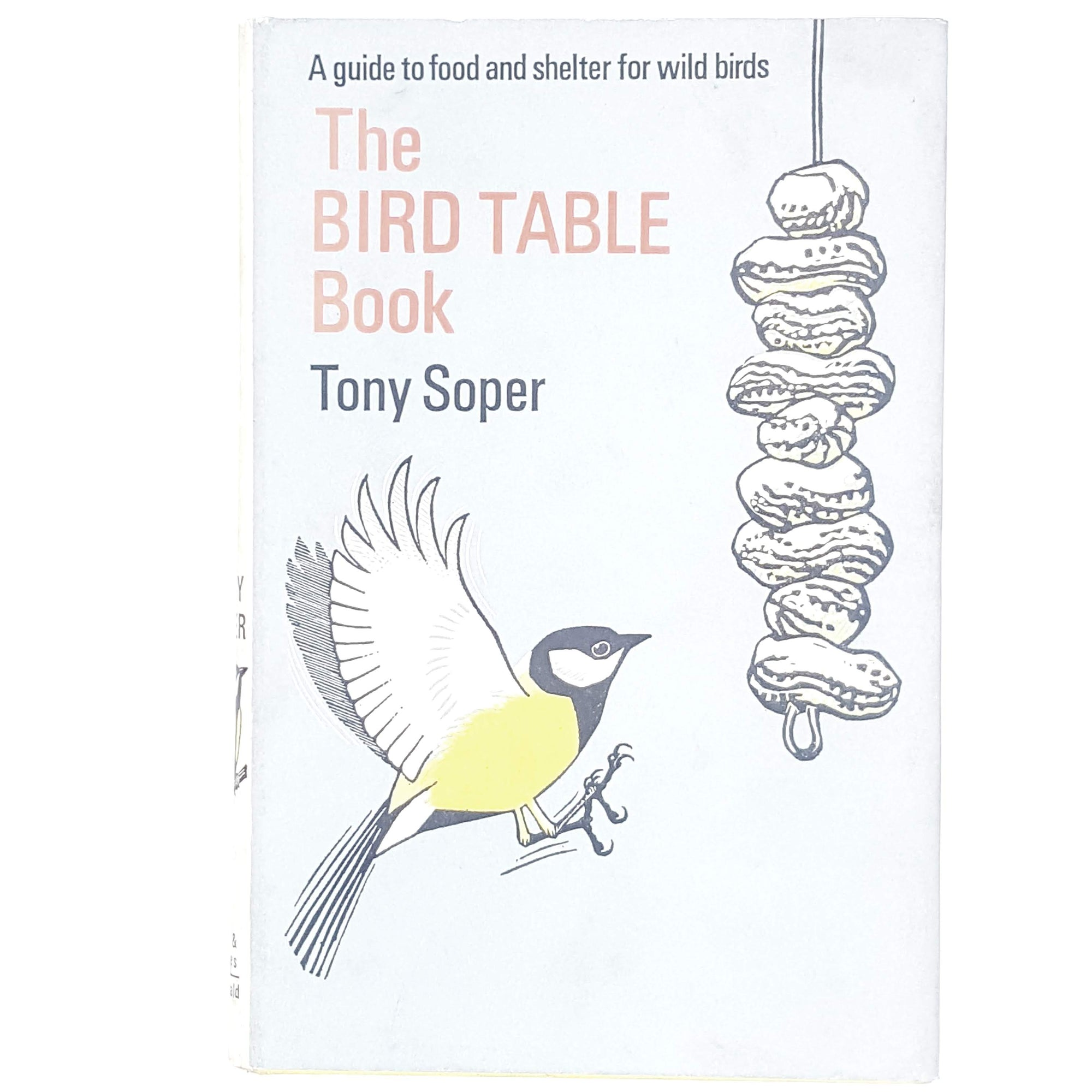 The Bird Table by Tony Soper 1965