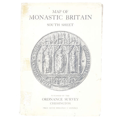 The Map of Monastic Britain