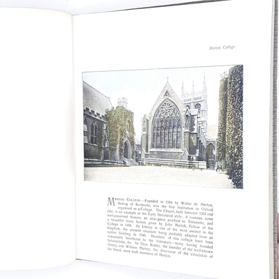 Pictures in Colour of Oxford