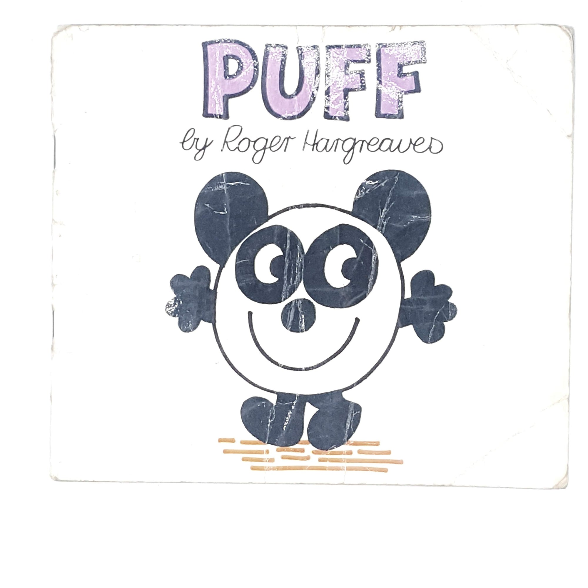 First Edition Puff by Roger Hargreaves 1979
