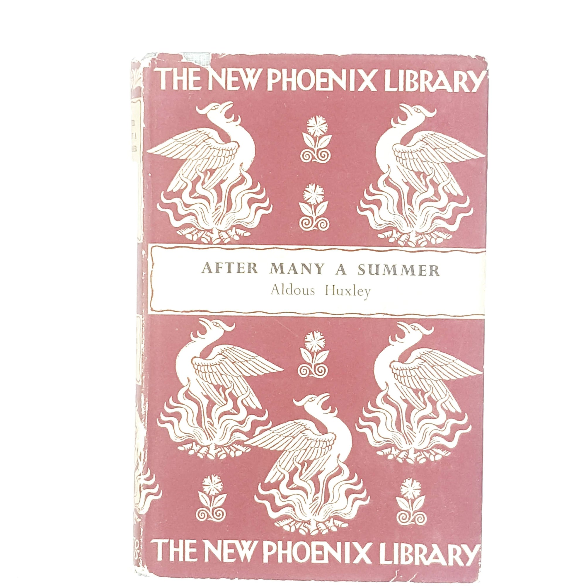 First Edition Aldous Huxley's After Many a Summer 1950