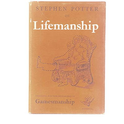 Lifemanship by Stephen Potter 1950