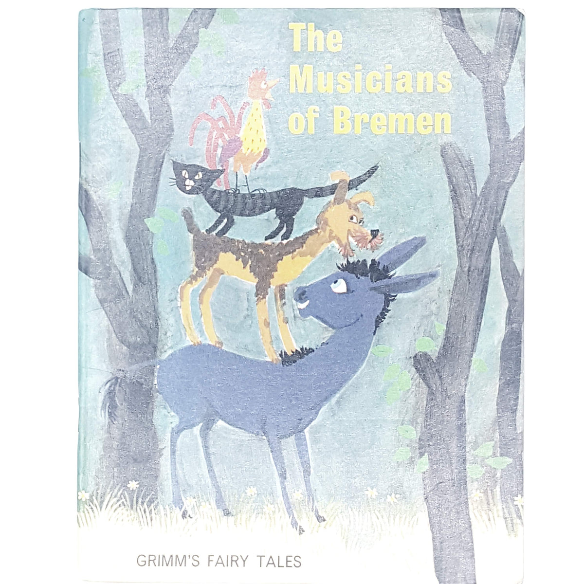 The Musicians of Bremen by the Grimm Brothers 1969