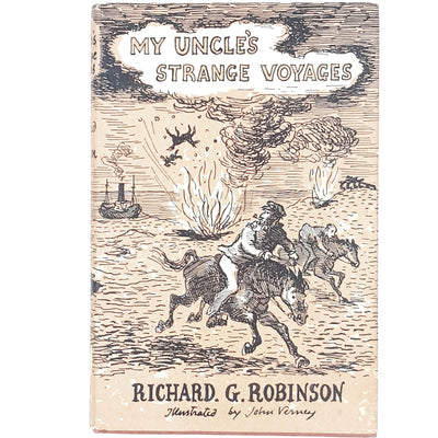 first-edition-my-uncles-strange-voyages-by-richard-g-robinson-1964-country-house-library