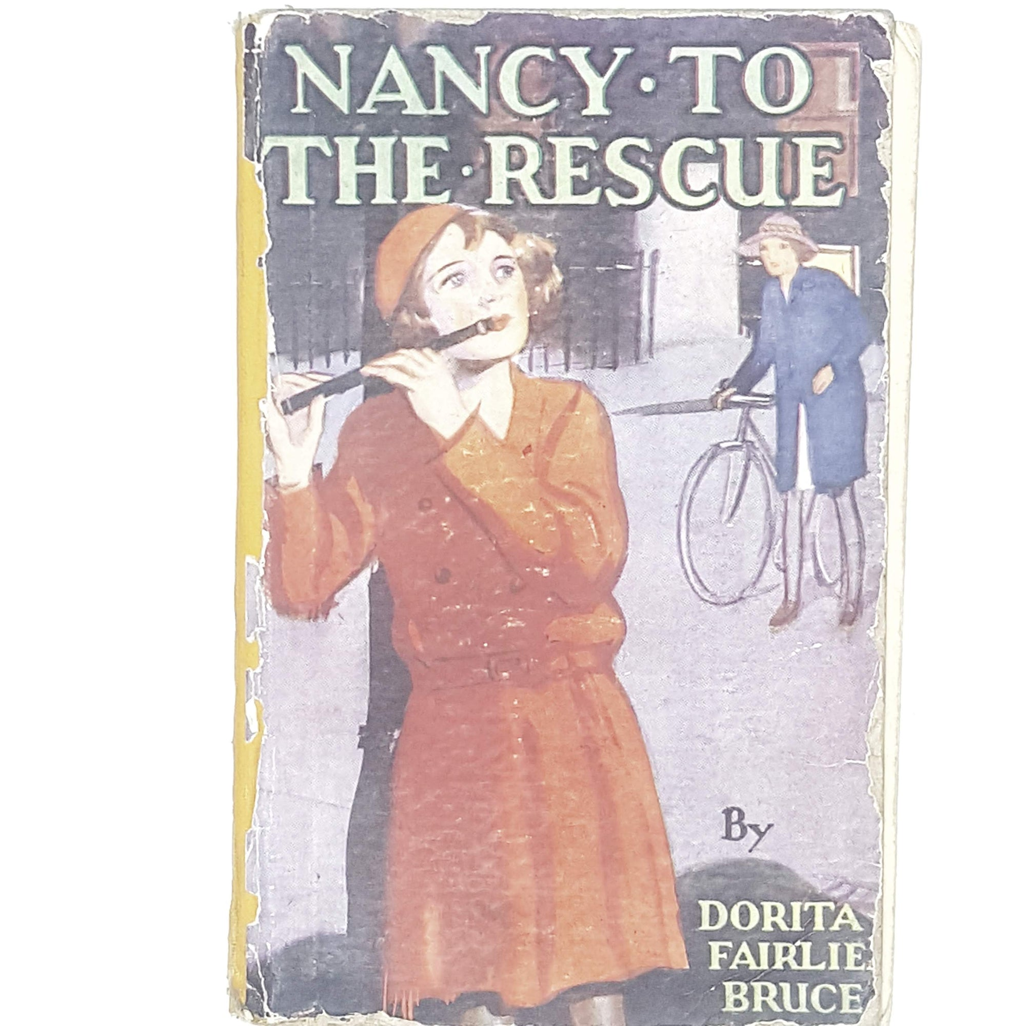Vintage Children's: Nancy to the Rescue by Dorita Fairlie Bruce c1935